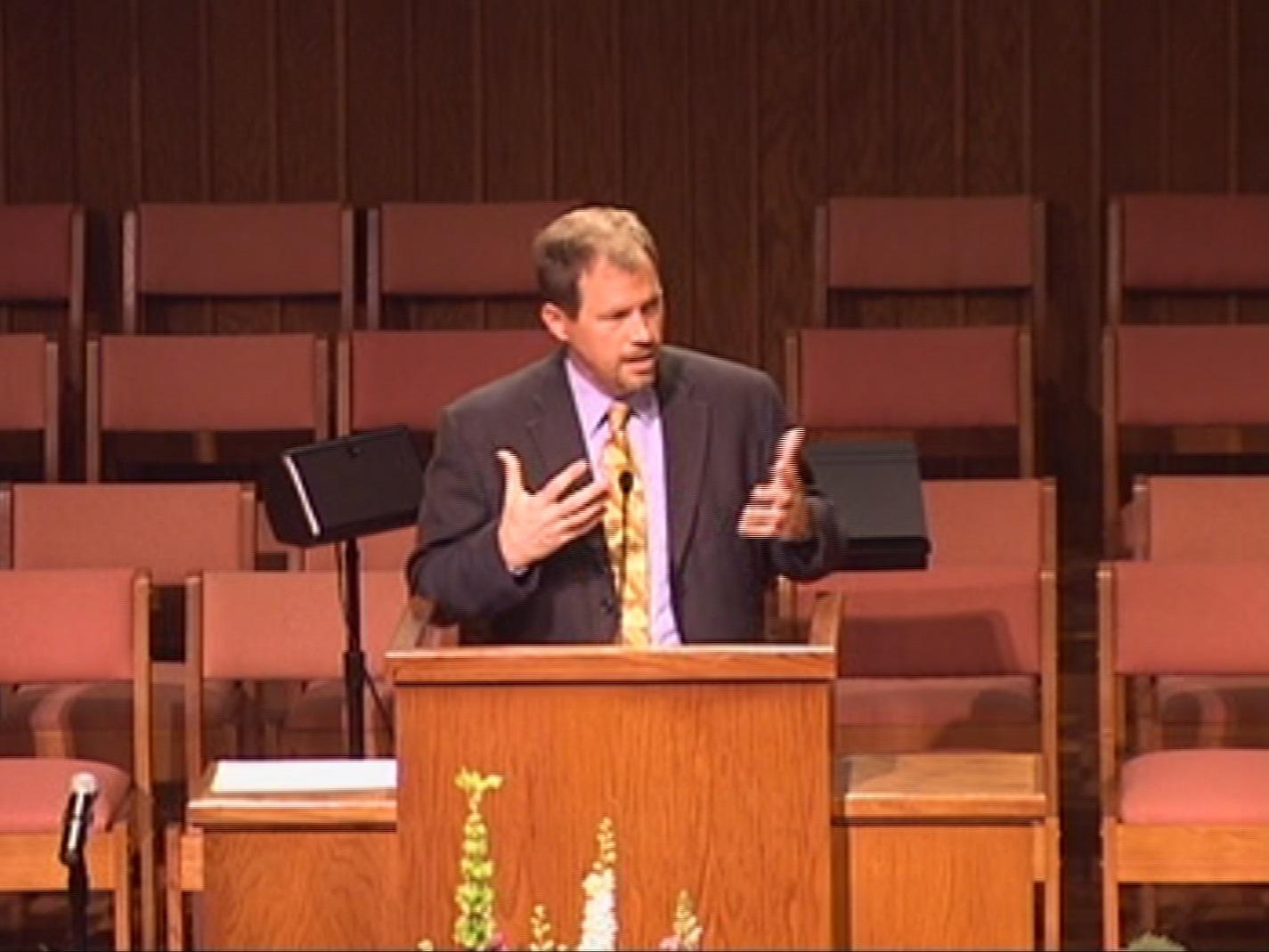 Sermon (video): The Motivating Power of God's Forgiveness